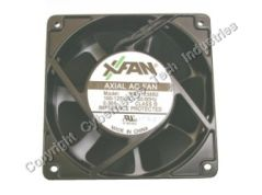 Axial fan replaces 369378
