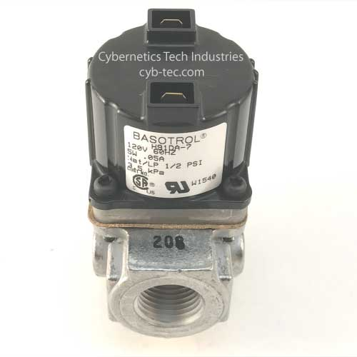 Solenoid black or Blue