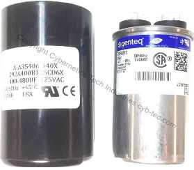 Start & Run Capacitors for PS570 Main Blower
